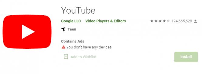 YouTube Vanced 1